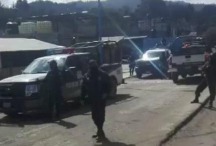 Choque con huachicoleros deja 5 muertos en Puebla; uno es marino
