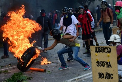 Un muerto durante huelga contra Constituyente en Venezuela