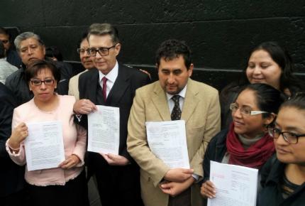 Morena impugna Ley Electoral de CDMX