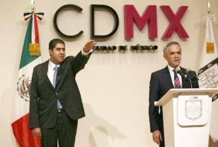 Edmundo Garrido, nuevo Procurador de la CDMX