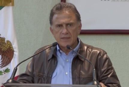 Desvergüenza que Duarte señale persecución: Yunes