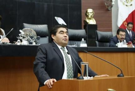 Anulación de elección de Coahuila, pacto entre PAN-PRI: Barbosa