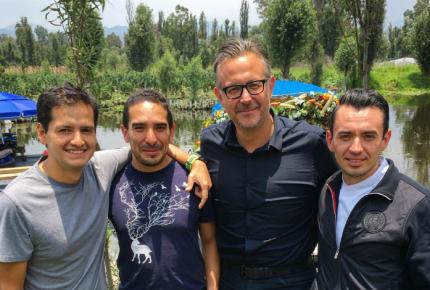 Chefs internacionales se comprometen con productores mexicanos