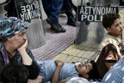 Crisis de refugiados pone a Alemania 'al borde del colapso': juez