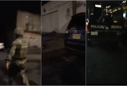 """#Video La operación para proteger a """"El Ojos"""""""