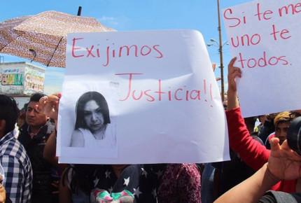 Urgen investigar crimen de Meztli Sarabia como feminicidio