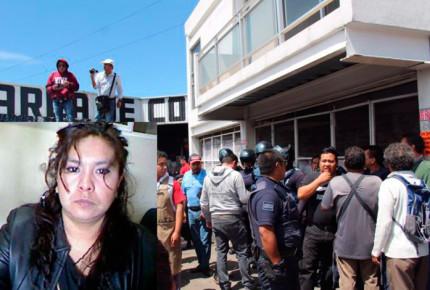 ONU urge indagar homicidio de Meztli Sarabia por actividad