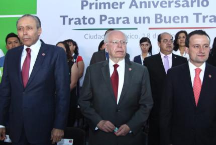Salud presentó 23 denuncias penales contra Duarte: Narro
