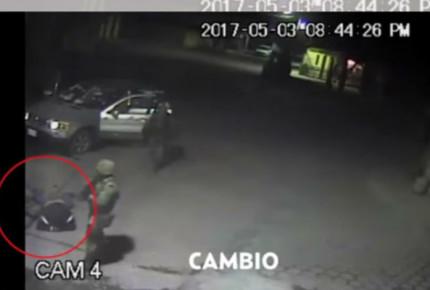 Vinculan a proceso a un sargento por caso Palmarito