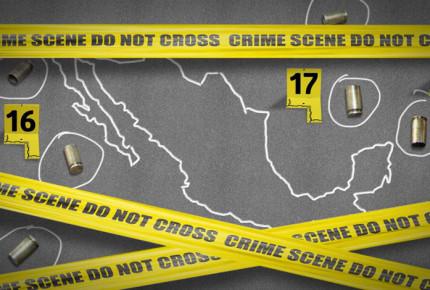 Abril se convierte en el tercer mes más violento desde 1997