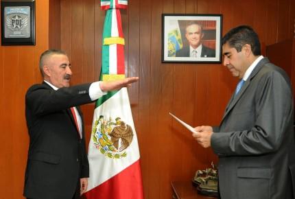 Ratifican a Raúl Peralta como Jefe de Policía de Investigación en CDMX