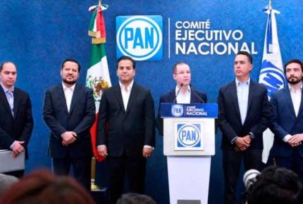 """PAN acusa a Moreira de sembrar """"falsa evidencia"""" contra Anaya"""