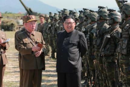 Corea del Norte dispara misiles de largo alcance