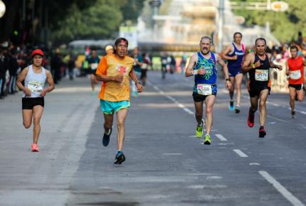XXXV Maratón CDMX. Lo que debes saber