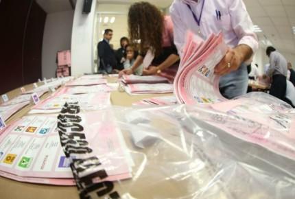 TEPJF recuenta 556 casillas de elección en Edomex