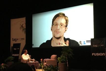 Snowden ve a México como blanco de 'hackeo' electoral