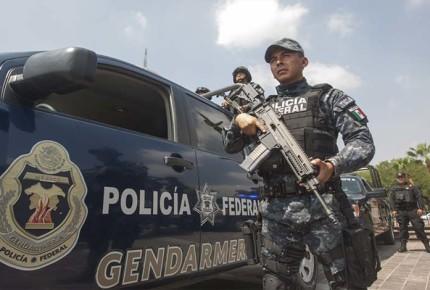 A tres años, Gendarmería opera con estado de fuerza inicial