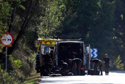 Dan por desarticulada célula terroristas de ataques en España