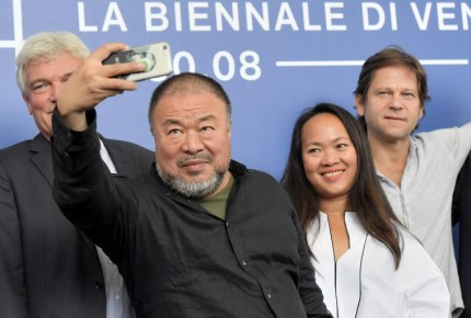 Human Flow, la mira de Ai Weiwei a la crisis de refugiados en la 'Mostra'