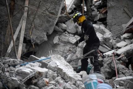 Trump ofrece ayuda a Peña Nieto por sismo; España y Colombia, expresan condolencias