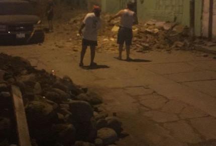 #FOTOS: Los daños del terremoto en México