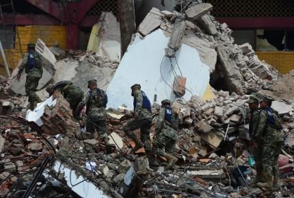 #FOTOS: Daños en Juchitán tras terremoto de 8.2