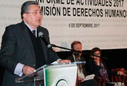 CNDH se une a petición de un fiscal general autónomo