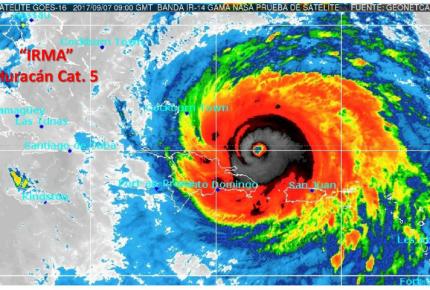 """Impacto de Irma será """"realmente devastador"""": EU"""
