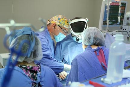 Mantuvieron cirugía a corazón abierto durante sismo de 8.2