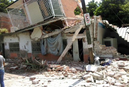 Jojutla, la zona más afectada de Morelos; van 55 muertos en la entidad