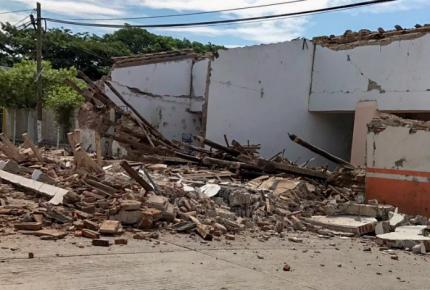65 escuelas con daño estructural en Chiapas, Oaxaca y CDMX por sismo