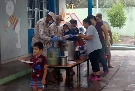 """En Los Cabos preparan albergues por """"Norma"""""""