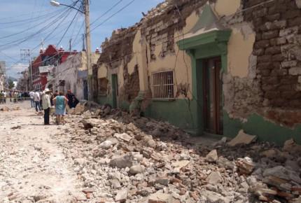Suman 71 muertos en Morelos; en Jojutla 150 inmuebles colapsaron