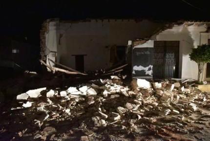 Suman 459 réplicas del sismo en Chiapas; se esperan más