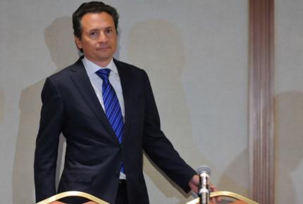Suspenden juicio de amparo a esposa de Emilio Lozoya