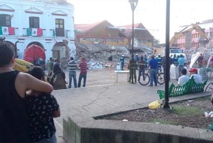 Ya son 369 recintos culturales afectados por sismo: INAH