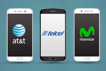 AT&T, Telmex y Movistar liberan servicios tras sismo