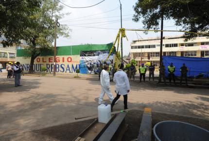 Piden 45 mdp para reparación de daño de víctimas del Rébsamen