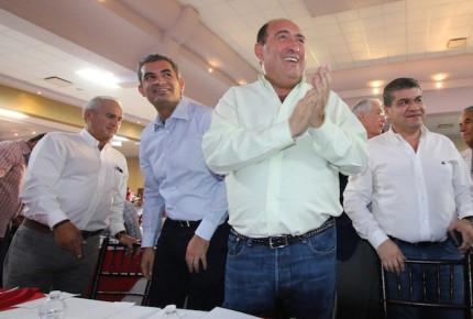 Tribunal valida triunfo de Miguel Riquelme en Coahuila