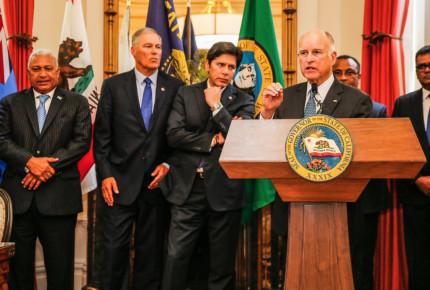 """California se declara """"ciudad santuario"""""""