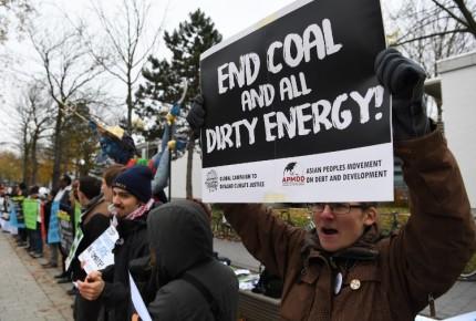 México se une a alianza para abandonar el carbón