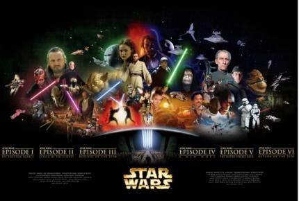 'Star Wars' tendrá nueva trilogía, anuncia Disney