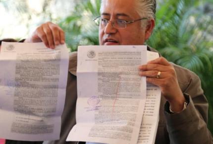 Vera plantea renunciar a la UAEM y buscar candidatura a Morelos
