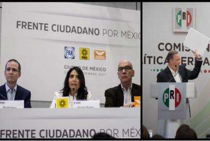 Frente prepara campaña para demostrar quién es Meade: Marko Cortés