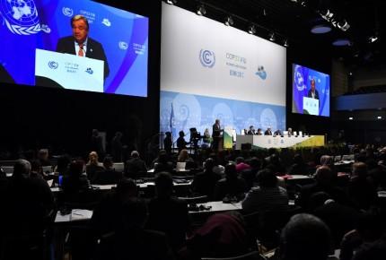 Un futuro insostenible mantener apuesta a combustibles fósiles: ONU