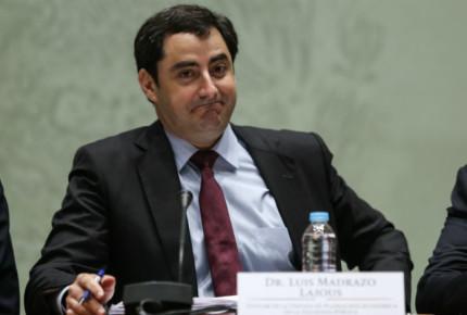 Luis Madrazo, nuevo VP de Política Económica de OCDE