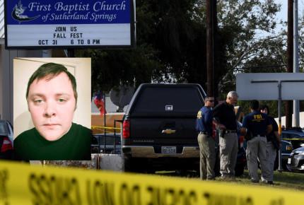 Conflicto familiar, el origen de tiroteo en iglesia de Texas