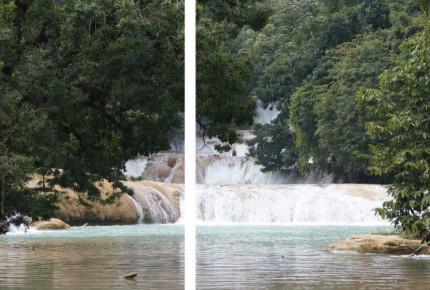 En 20 días se normalizará cauce en cascadas de Agua Azul: Conagua