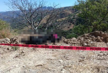 Identifican cuerpos de calcinados en Olinalá