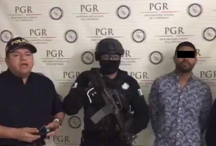 Cae en BCS 'El Negro', homicida de bar en Cuernavaca